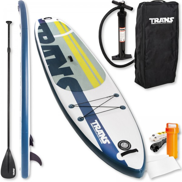 TRANS SUP OCEAN STAND UP PADDLE BOARD AUFBLASBAR