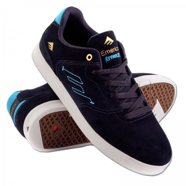 EMERICA THE REYNOLDS LOW - HERREN SNEAKER SKATE SCHUHE TURNSCHUHE