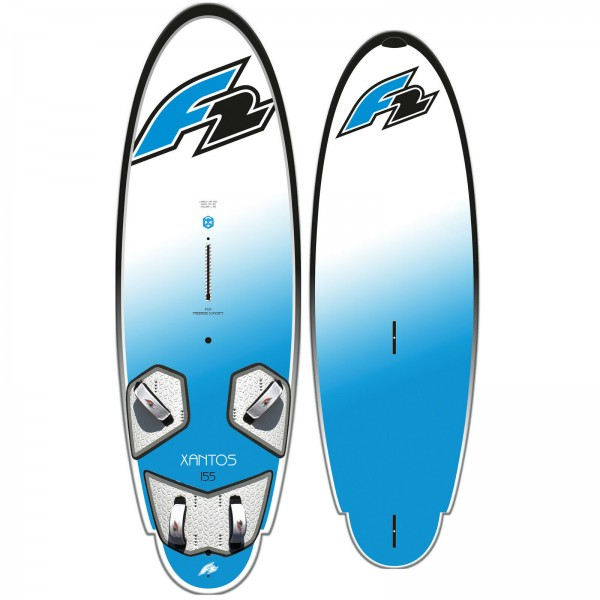 F2 XANTOS CLASSIC FREERIDE WINDSURF-BOARD 2020 ~ MESSEBOARD