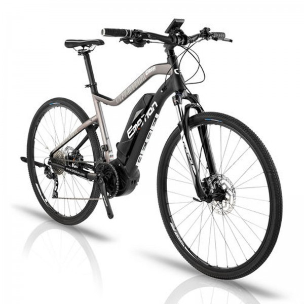 "BH BIKES - BH REBEL CROSS 400 WH 28"" LARGE ~ PEDELEC E-BIKE FAHRRAD"