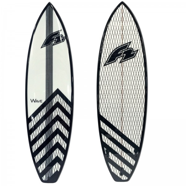 F2 WAVE SURFBOARD 2019 ~ WELLENREITER TRUSTER NEW SCHOOL WAVE BOARD