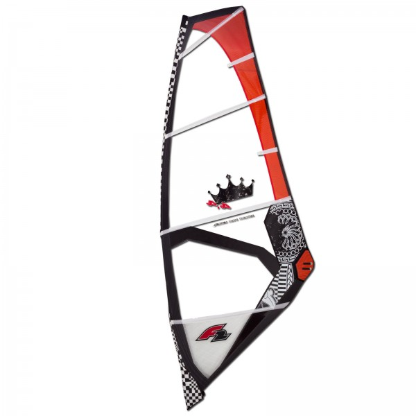 F2 RODEO FREESTYLE / FREEMOVE ~ WINDSURF SEGEL INKLUSIVE BAG 2018