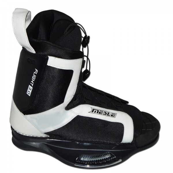 MESLE FLIGHT 3.0 ~ WAKEBOARD BINDUNG WAKE BINDING WHITE