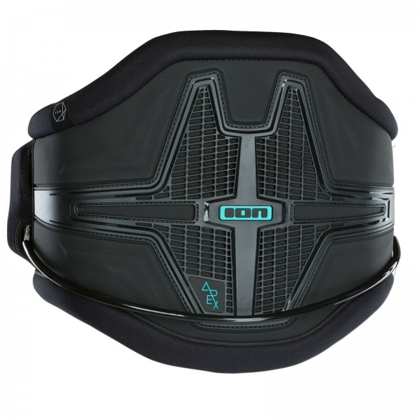 ION APEX 7 HERREN HÜFT KITE TRAPEZ 2019 - WAIST HARNESS BLACK