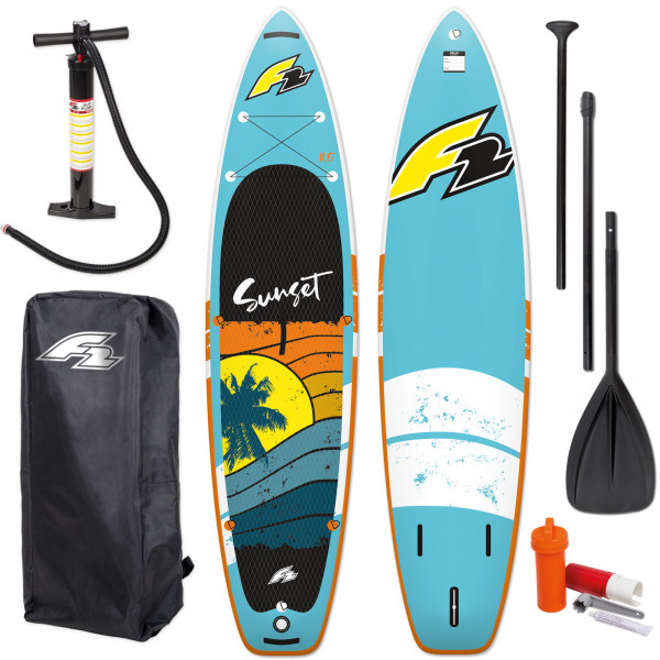 F2 SUP 2021 SUNSET TESTBOARD
