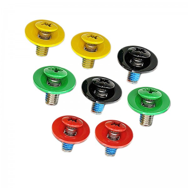 ELFGEN SNOWBOARD SCHRAUBEN SCREW SET MULTI ~ SCREWS BINDUNG SCREWSET