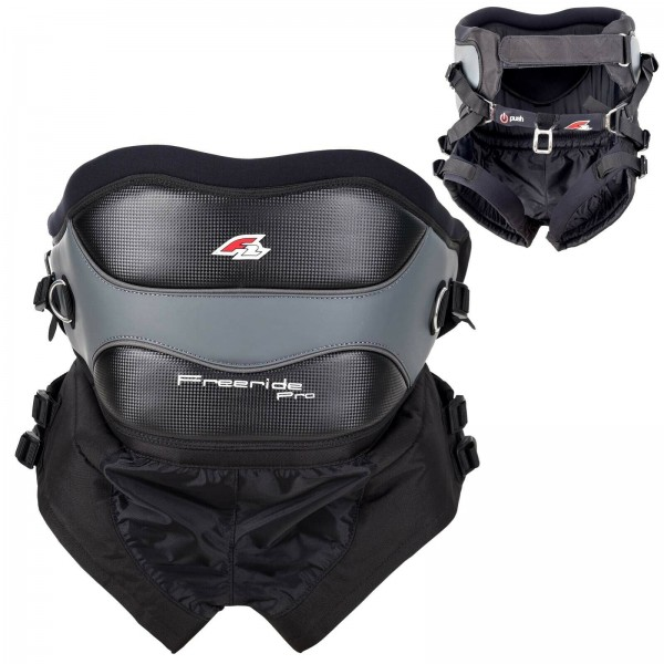 F2 FREERIDE PRO - SEAT HARNESS SURF SITZ TRAPEZ