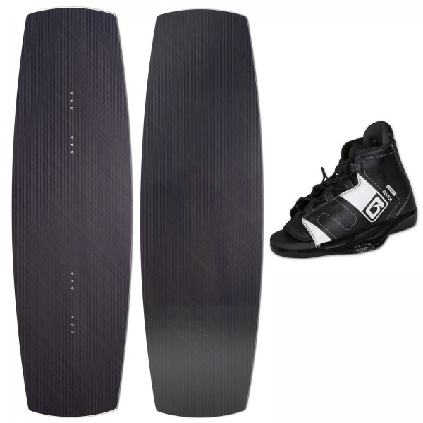 F2 CARBON WAKEBOARD 2019 + OBRIEN CLUTCH WAKE BINDUNG