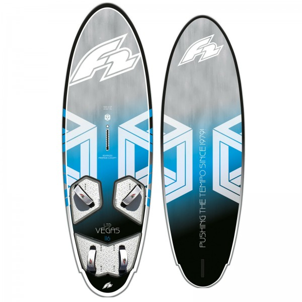 F2 VEGAS LTD FREERIDE & FREEMOVE WINDSURF-BOARD 2019 ~ MESSEBOARD