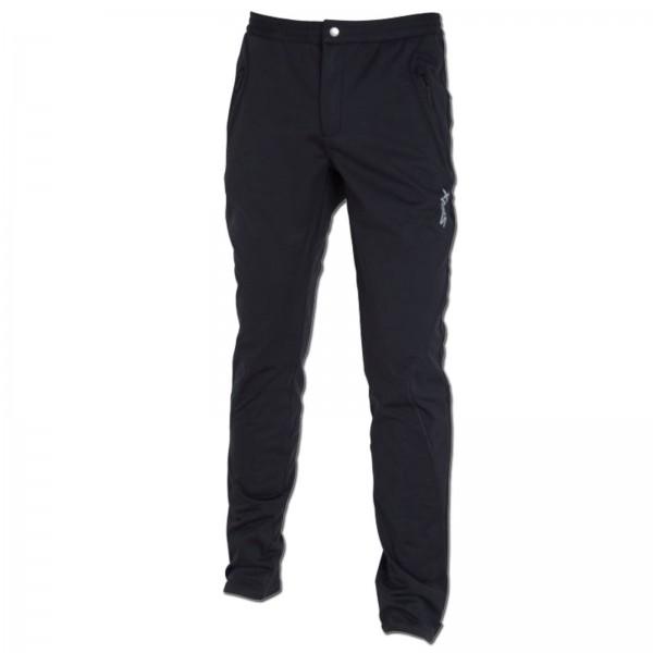 SWIX LILLEHAMMER PANT BLACK ~ HERREN SKI & SNOWBOARD SOFTSHELL HOSE