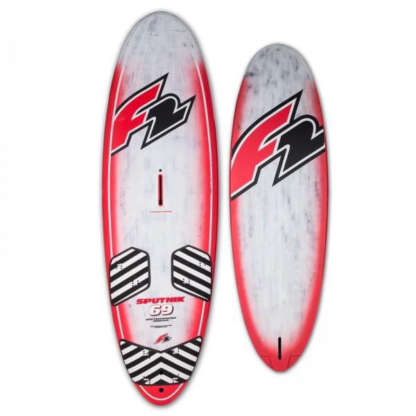 F2 SPUTNIK 63 FREERIDE RACE WIND-SURFBOARD SURFBOARD