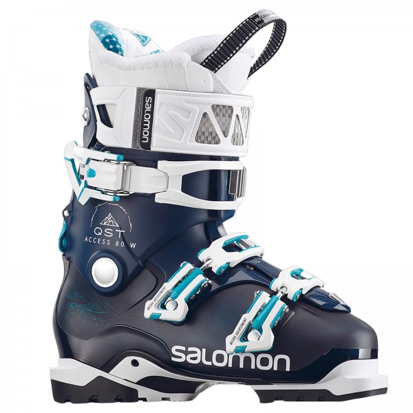 2019 DAMEN SKI STIEFEL SCHUHE BOOT SALOMON QST ACCESS 80 W