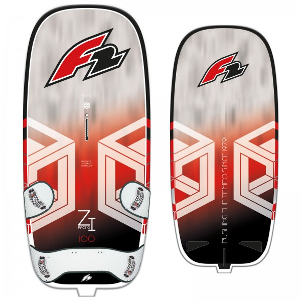 F2 Z 1 100 FORMULA RACE PERFORMANCE WINDSURF-BOARD 2019 ~ MESSEBOARD