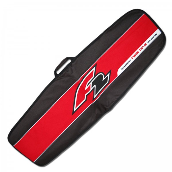 F2 TWIN TIP KITEBOARD BOARD-BAG KITE SCHUTZ BAG BLACK RED