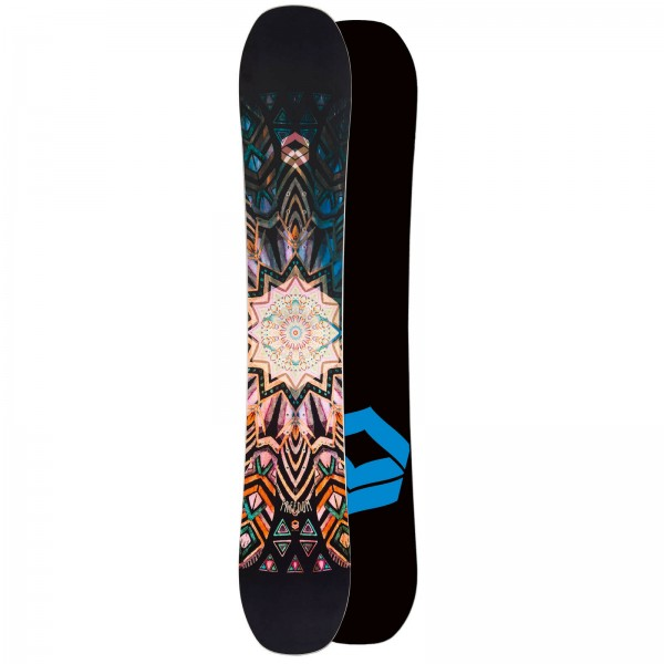 DAMEN FREESTYLE SNOWBOARD FTWO FREEDOM 2019 FLATROCKER