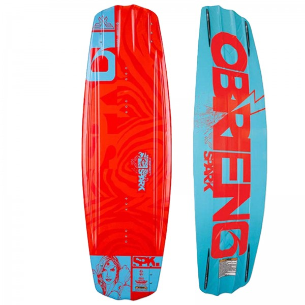 OBRIEN DAMEN WAKEBOARD SPARK - FEATHER CORE