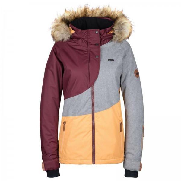 CNSRD JILIAN B GRAPE 2019 ~ DAMEN SKI & SNOWBOARD-JACKE