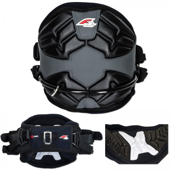 F2 TEAM PRO - WAIST HARNESS KITE HÜFT TRAPEZ