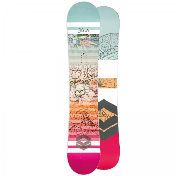 FTWO DAMEN FREESTYLE SNOWBOARD BLOOM ~ CAMBER 2021