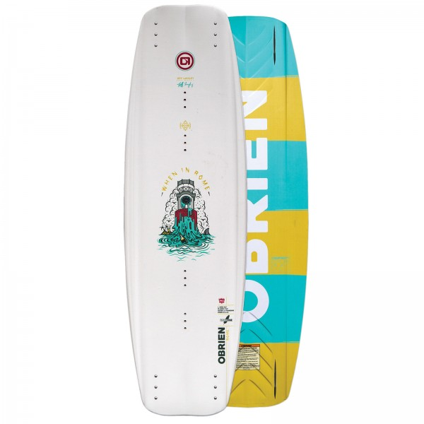 OBRIEN WAKEBOARD ROME PRO BOAT SERIES - PARK OBSTACLE