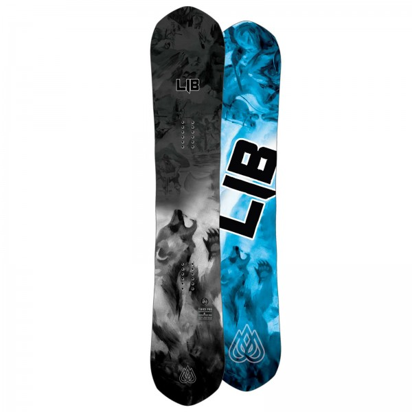 LIB TECH FREESTYLE SNOWBOARD T-RICE HP C2 2019