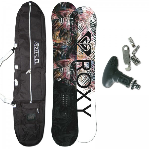 ROXY DAMEN FREESTYLE SNOWBOARD ALLY BTX 2020