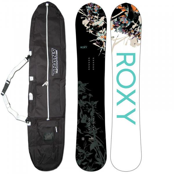 ROXY DAMEN SMOOTHIE 2022 ~ 149 CM + BAG