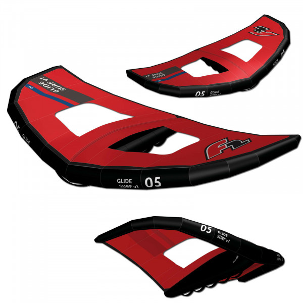 F2 Glide Surf - red ~ Testwing