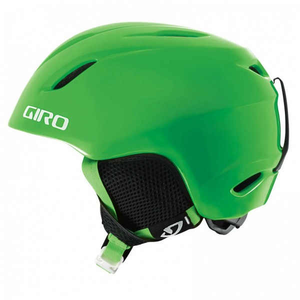 GIRO LAUNCH KINDER SKI & SNOWBOARD WINTERSPORT HELM BRIGHT GREEN