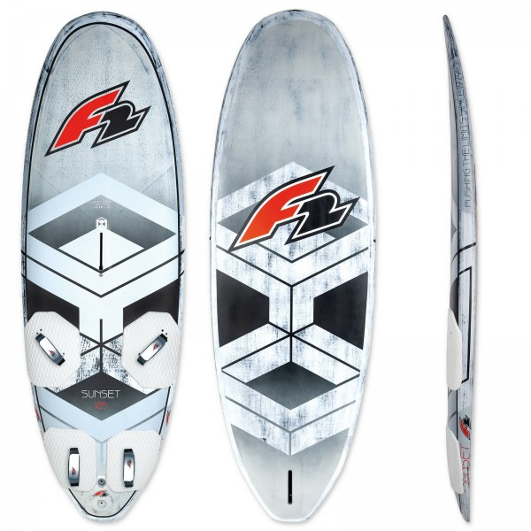 2020 F2 SUNSET WINDSURF BOARD FOIL READY