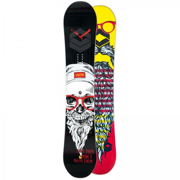 FTWO UNION Herren Freestyle Snowboard