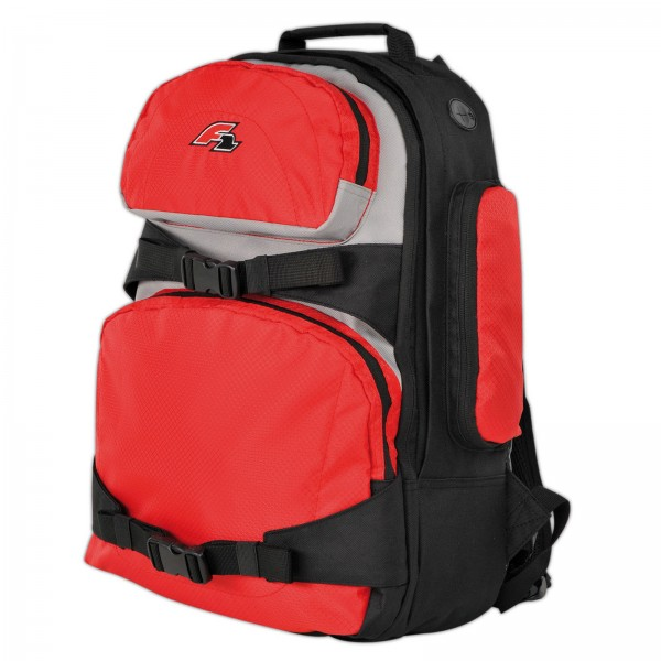 F2 DAYPACK RED 26L BACKPACK