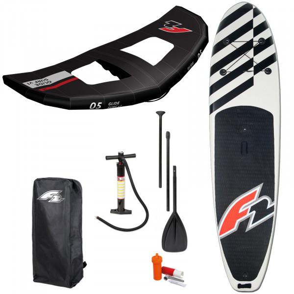 F2 Allround Air WS 10,0' + F2 Glide Surf 5m²