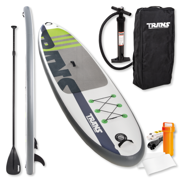 TRANS SUP PREMIUM STAND UP PADDLE BOARD AUFBLASBAR