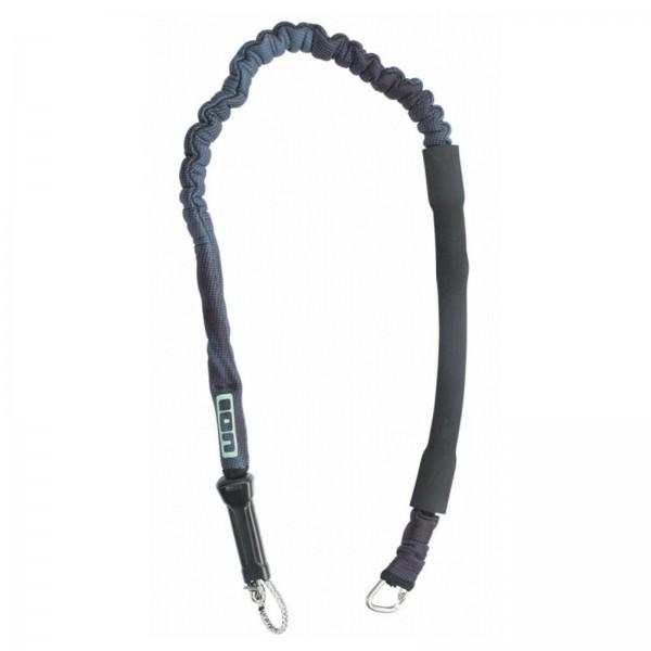 ION HANDLEPASS 2.0 KITE LEASH BLACK ~ SAFETYLEASH 100/140 CM