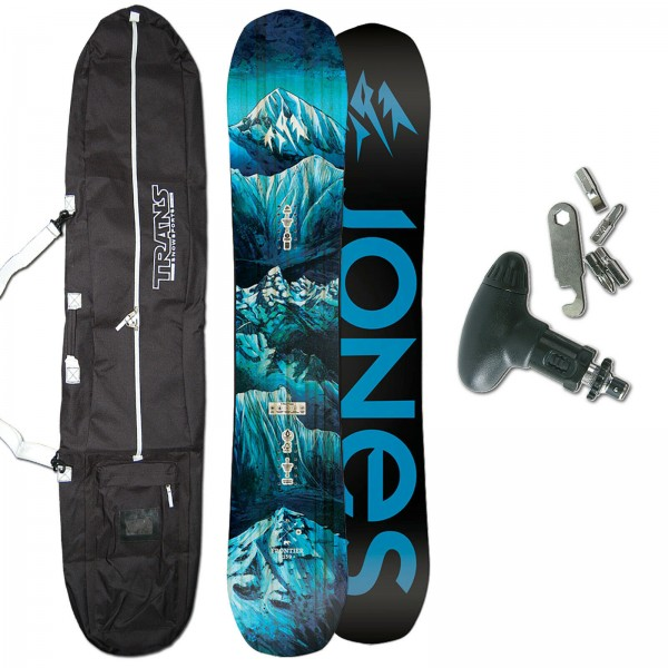 JONES HERREN SNOWBOARD SPLITBOARD FRONTIER 2020