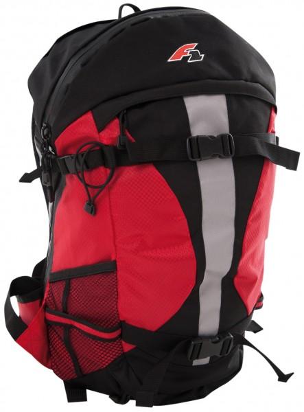 F2 Veine Backpack Red