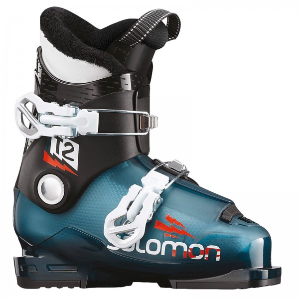 2019 KINDER SKI STIEFEL SCHUHE BOOT SALOMON T2 RT JUNIOR