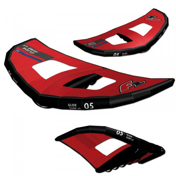 F2 Glide Surf - red - 4m²