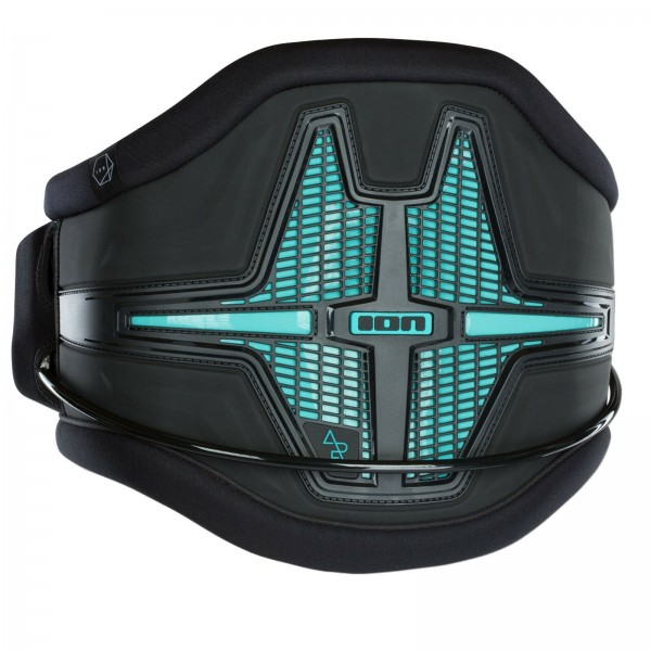ION APEX 7 HERREN HÜFT KITE TRAPEZ 2019 - WAIST HARNESS BLACK BLUE