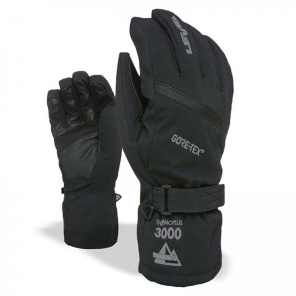 LEVEL EVOLUTION GORE TEX 2019 - HERREN SKI & SNOWBOARD FINGER HANDSCHUHE