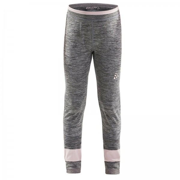 CRAFT FUSEKNIT COMFORT PANTS GREY KINDER FUNKTIONSWÄSCHE HOSE 2020
