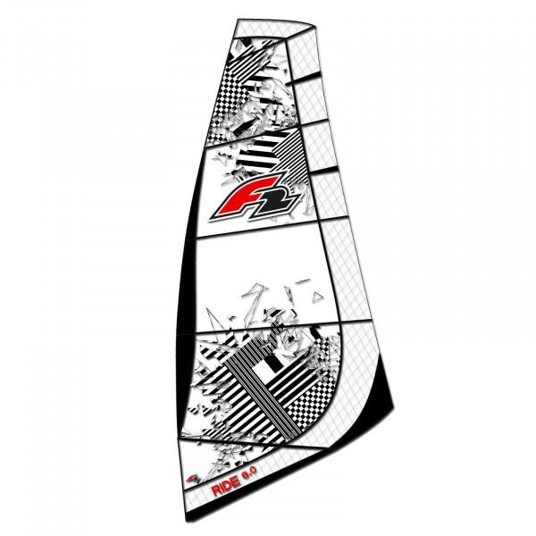 F2 Ride - Segel ~ incl. Tasche