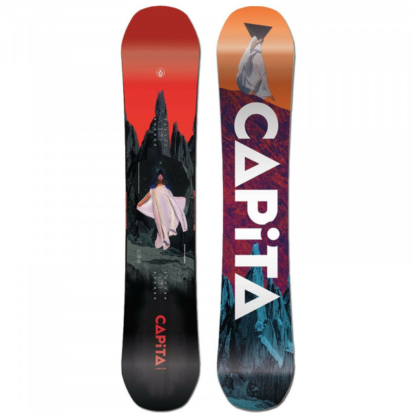 CAPITA HERREN SNOWBOARD DEFENDERS OF AWESOME 2021