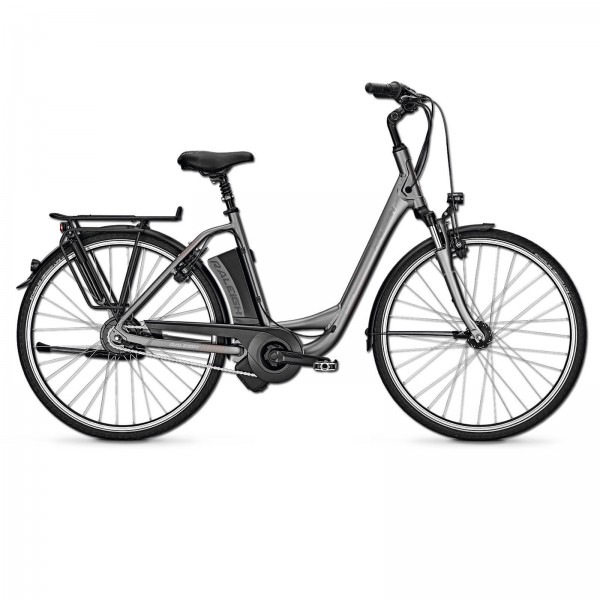"RALEIGH WAVE DOVER 330 28"" MIDDLE ~ PEDELEC E-BIKE FAHRRAD GREY"