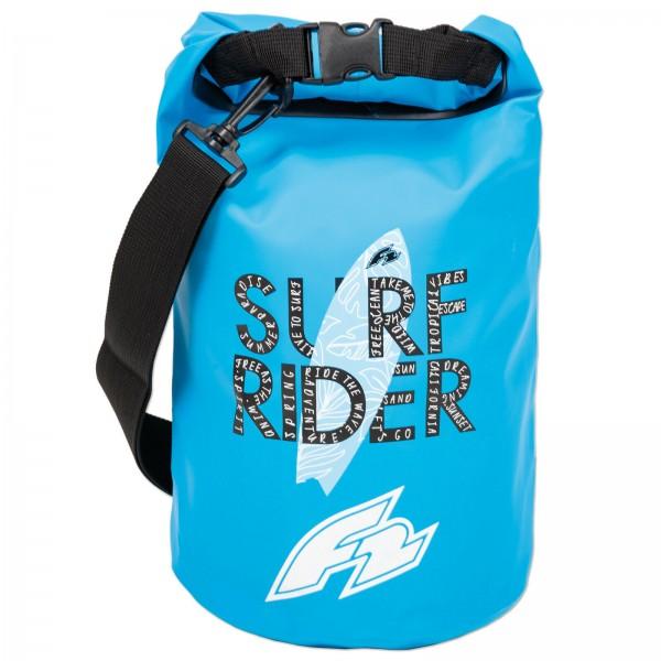 F2 SKIPPER ~ 5 LITER WATER PROOF SHOULDER BAG ~ 29 x 41 CM WASSERFESTER SACK