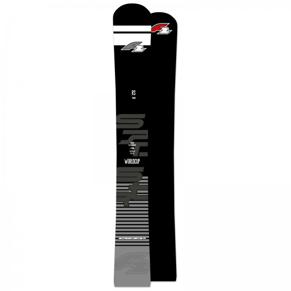 HERREN ALPIN RACE SNOWBOARD - F2 SPEEDSTER WORLD CUP WC RS 2021